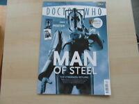 Dr Doctor Who magazine issue 370 21 June 2006 Cybermen Anthony Head Matt Graham