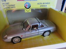 675F Jouef Evolution 3306 Alfa Romeo Spider S4 Hard Top 1:18