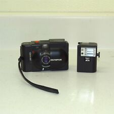 Vintage Olympus XA 35mm Film Camera with A11 Flash, Not Tested