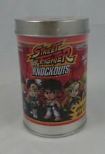 NYCC 2017 exclusive METALLIC RYU lil' Street Fighter vinyl  Cryptozoic LE of 300