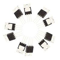 10 Pcs 3 Pin NPN TO-220 Power Transistors 100V 6A TIP41C CP