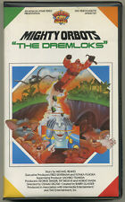 MIGHTY ORBOTS - THE DREMLOKS; VHS 1987 MGM Viddy-Oh!