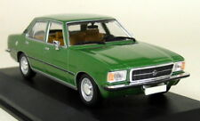 Minichamps 1/43 Scale 400 044000 Opel Rekord 1975 Green Met Diecast model Car