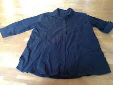 CECIL Bluse, Shirt Gr. 44 schwarz 3/4 Arm TOP !!!