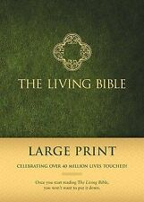 The Living Bible (2013, Hardcover, Large Type / large print edition)