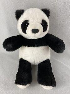 "Build A Bear Panda Plush Toy 12"" White Feet Paws Stuffed Animal"