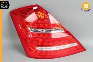 10-13 Mercedes W221 S550 S400 S63 AMG Left Driver Side Tail Light Lamp OEM