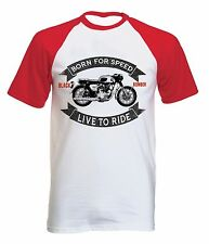 HONDA CB 450 BLACK BOMBER - NEW AMAZING GRAPHIC TSHIRT S-M-L-XL-XXL