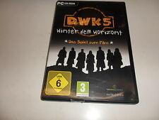 PC DWK 5: derrière l'Horizon-Le Jeu au film (2)