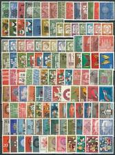 WEST GERMANY 1960 - 1969 MNH full genuine COMPLETE years COLLECTION **