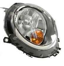 Mini Headlight Unit Driver's Side Headlamp Unit 2006-2014