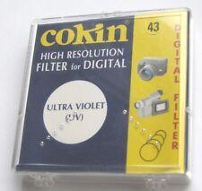 43mm COKIN UV numérique lentilles filtre haute résolution sécurité c2310- 43 mm