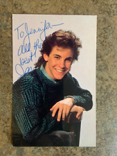 """3 1/2x 5 1/2  postcard signed & inscribed by JEREMY LICHT   """"The Hogan Family"""""""