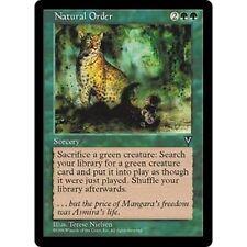 ORDINE NATURALE - NATURAL ORDER VISION ENG - MTG MAGIC