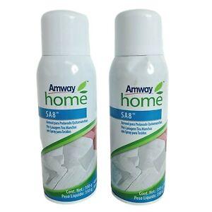 Amway Home SA8 Prewash Spray 400 ml 12.3 oz Lot of 2