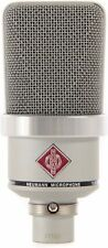 Neumann TLM102 Cardioid Condenser Microphone TLM 102 Mic (Nickle) with SG2 Mount