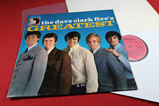 The Dave Clark Five Greatest-LP popolo PIASTRA 1c 048-90941 GERMANY NEAR MINT