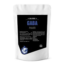 GABA BULK PACK XXL 1000g reines Gamma-Amino-Buttersäure Pulver - AMINO Anabol