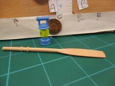 0235 Row Boat Oar / Paddle & Lantern - Playmobil NewSpare Parts