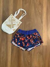 Size 8 Lululemon Tracker Shorts