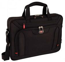 Wenger Index 16-inch Laptop Slimcase + Ipad/Tablet/eReader Pocket