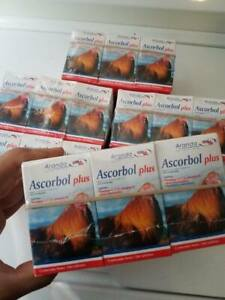 Ascorbol Plus 100 tabs for Roosters, Gallos,