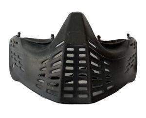 JT Spectra HARD Proshield Bottom Paintball Mask OG Mold With Chinstrap - Proflex
