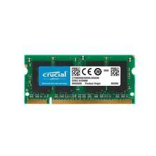 Memoria (RAM) de ordenador con factor de forma SO DIMM 200-pin Velocidad del bus del sistema PC2-6400 (DDR2-800) 1 módulos