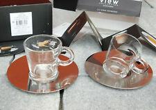 NESPRESSO VIEW atelier OÏ DESIGN expresso TASSE à CAFE et SOUCOUPE cup saucers