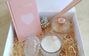 Self Care Gift - Candle;Diffuser;Book