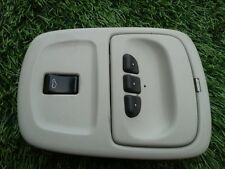 2002-2007 BUICK RENDEZVOUS OVERHEAD CONSOLE W/SUNROOF SWITCH OEM SEE PHOTO