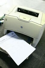 HP LaserJet 1200 Laser printer drucker with new toner USB parallel port