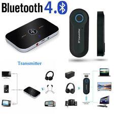 Wireless Bluetooth Audio Music Transmitter Receiver Adapter Converter A2DP 3.5mm
