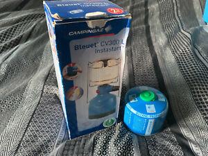 Campingaz Bleuet CV 300l Canister Gas Portable Camping Lantern Lamp Light
