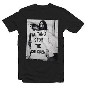 Wu Tang Is For The Children Tshirt Unisex & Kids - Lennon, Wutang Clan