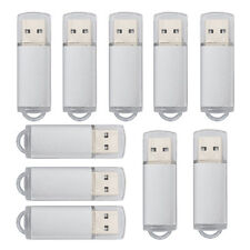 10PCS USB Flash Pen Drive 4GB Thumb Drive Storage Flash Memory Stick U Disk