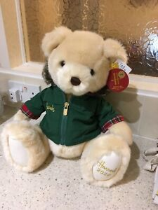 Harrods 2020 Christmas Bear Nicholas