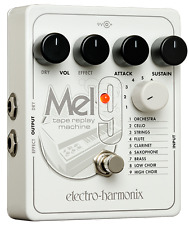 EHX Electro Harmonix The polyphonic MEL9 Tape Replay Machine Pedal, Brand NEW.