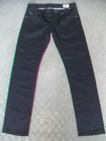MENS G STAR '3301 SUPER SLIM' STRETCH JEANS SIZE 31 S