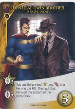 ANGEL NOIR Upper Deck Marvel Legendary NOIR IDENTICAL TWIN BROTHER