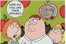 Family Guy Season 2 Griffin Family Tree Chase Card FT5
