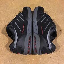 DVS Tycho Size 8 Black HA Deegan Vaporcell BMX DC MOTO Skate Shoes Sneakers