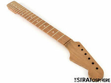NEW Fender Lic WD Stratocaster Strat Replacement NECK Bubinga Vintage Chunky 21