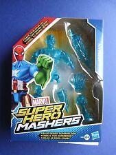 Figurine MARVEL - SUPER HEROS MASHERS - Iceman - Iceberg - Environ 16 cm