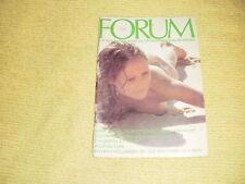 rare oop FORUM Vol 4 No 1 '76 The Australian Journal Of Interpersonal Relations