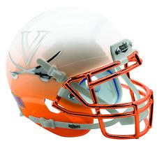 VIRGINIA CAVALIERS NCAA Schutt AiR XP Full Size AUTHENTIC Football Helmet