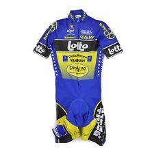 VERMARC Team Lotto 3 M Zeitfahranzug speedsuit cycling skinsuit time trial NEU