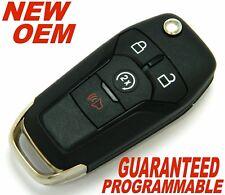 New Oem 2015 2020 Ford F 150 F 250 Remote Start Flip Key Fob 164 R8134 Fits Ford