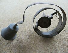 vintage shop or servants bell complete with springs etc architectural salvage