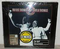 CD RUFUS & CARLA THOMAS - CHRONICLE - GREATEST HITS - 24 BIT - NUOVO NEW
